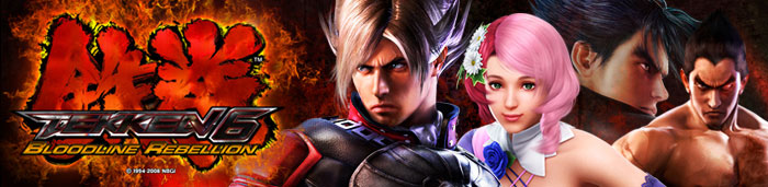 Tekken Official Tekken 6 Bloodline Rebellion Anna Williams